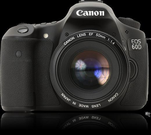La nueva Canon EOS 60D | Fotografía Total